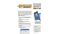 LeakDAS - Mobile Edition Brochure