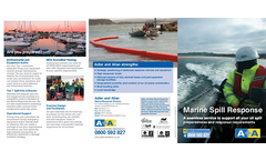 A&A Marine Response Services Brochure