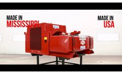 Taylor Power Systems | T15U Reefer Generator - Video