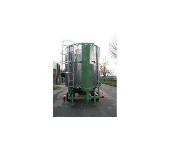 AGRIMEC - Model AS 400 - Grain Dryers