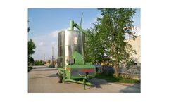 AGRIMEC - Model AS 900 - Grain Dryers