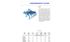 Model CM-LP - Spring Loaded Tine Cultivators Brochure