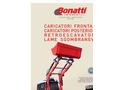 Bonatti - Model CP Series - Backhoe Loaders Brochure