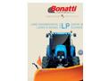Bonatti - Model LP Series - Snow Blades Brochure