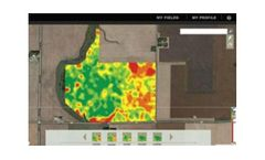Croptical - Monitoring Application