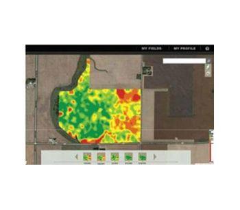 Croptical - Monitoring Application