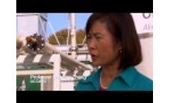 Closing the loop on organic waste: CleanWorld`s BioDigesters Video