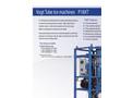 Vogt - Model P18XT Series - Ice Machine - Brochure