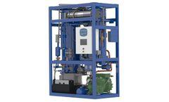 Vogt - Model HFO5 Series - Tube-Ice Machine