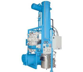 Vogt - Model P24A/P24F Series - Ice Machine