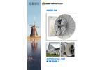 Abbi-Aerotech - Vortex Fan for Poultry Farms Ventilation System - Datasheet