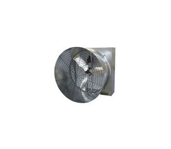 Abbi-Aerotech - Grower Fan for Poultry Farms Ventilation System