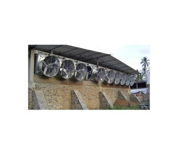 Abbi-Aerotech - World Fan for Poultry Farms Ventilation System
