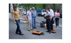 Ground Penetrating Radars (GPR) for Pipes and Cables