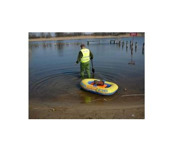 Ground Penetrating Radars (GPR) for Fresh Water Reservoirs Eploring - Water and Wastewater
