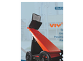 Catalogue of VIY3 Ground Penetrating Radars