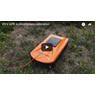 Calibration of inclinometers of VIY3 Ground Penetrating Radars