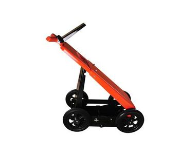 GPR Handcart - Model Cart-36 - Foldable Cart