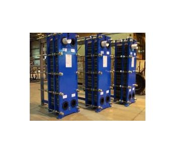 Tricor - Plate Heat Exchangers