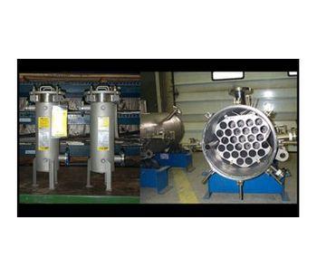 Tricor - Pressure Vessels, Tanks, Columns