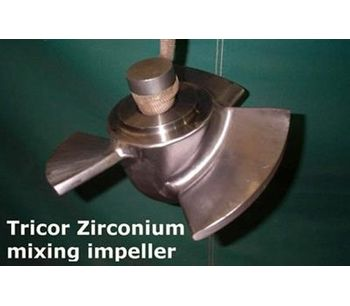 Tricor - Fans and Impellers