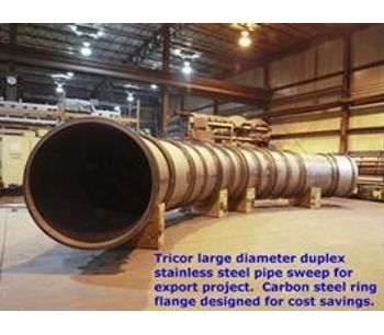 Tricor - Pipe Spools