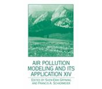 Air Pollution Modeling and its Application XIV