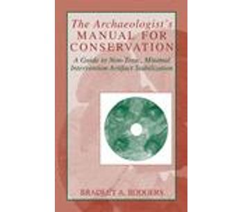 The Archaeologist´s Manual for Conservation