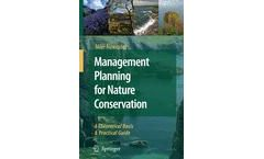 Management Planning for Nature Conservation