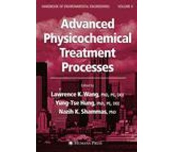 Advanced Physicochemical Treatment Processes