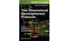 Two-Dimensional Electrophoresis Protocols
