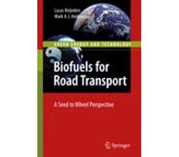 Biofuels for Road Transport