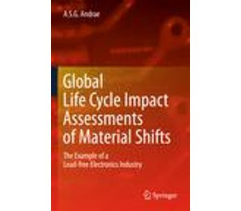 Global Life Cycle Impact Assessments of Material Shifts
