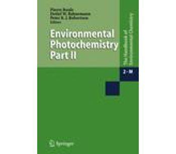 Environmental Photochemistry Part II