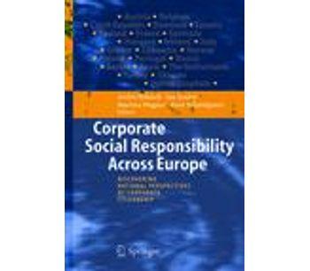 Corporate Social Responsibility Across Europe