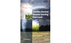 Satellite Aerosol Remote Sensing Over Land
