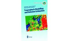 Tropospheric Modelling and Emission Estimation
