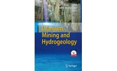Uranium, Mining and Hydrogeology