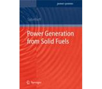 Power Generation from Solid Fuels