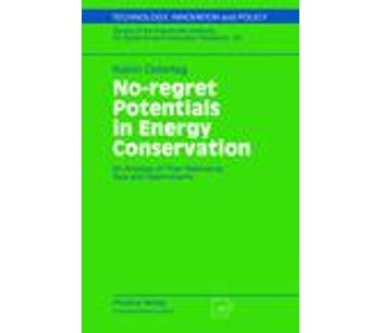 No-regret Potentials in Energy Conservation