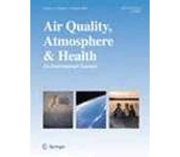 Air Quality, Atmosphere and Health