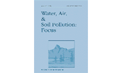 Water, Air, & Soil Pollution: Focus