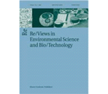 Re/Views in Environmental Science and Bio/Technology