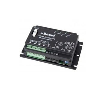 Beaut - Model SR 400 DUO - Charge Controller