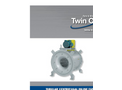 Model TCLB - Belt Driven Tubular Centrifugal Inline Fan