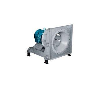 Model EPLFN - 9-Bladed Commercial Duty Plenum Fan