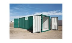 Williams - Model 20 - Portable Storage Containers