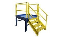 Mezzanines - Structural Steel Platform