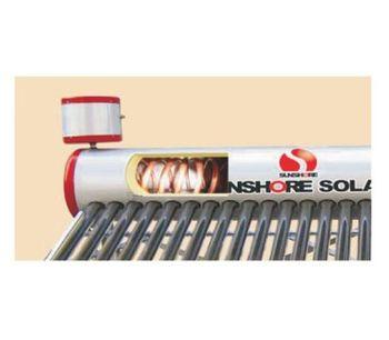 Apostolovi - Pressurized Solar Water Heater