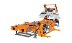 LumberPro - Model HD36 - Portable Sawmill